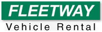 Fleetway - car rental gloucester logo