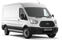 Fleetway car and van rental in Gloucester van group 3 image
