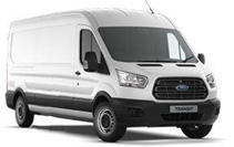 Fleetway car and van rental in Gloucester van group 4 image