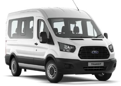 Minibus 15 Seater : Fleetway Rentals