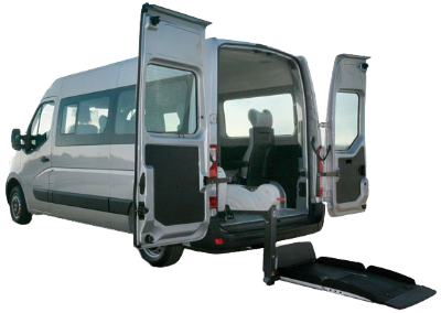 Disability : 17 Seater-Mini-Bus:Fleetway Rentals