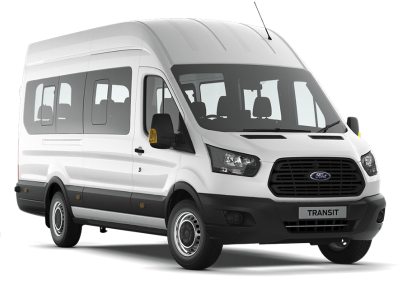 17 Seater Minibus : Fleetway Rentals