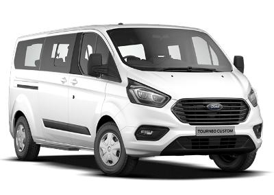 Minibus 9 Seater : Fleetway Rentals : Van Hire