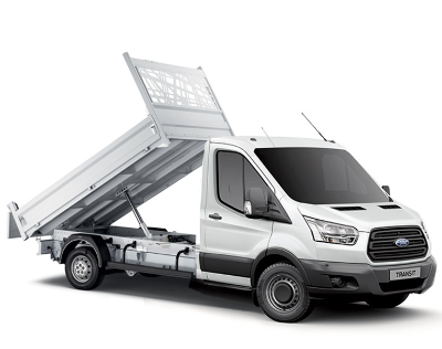Ford Transit Tipper : fleetwayrentals.co.uk